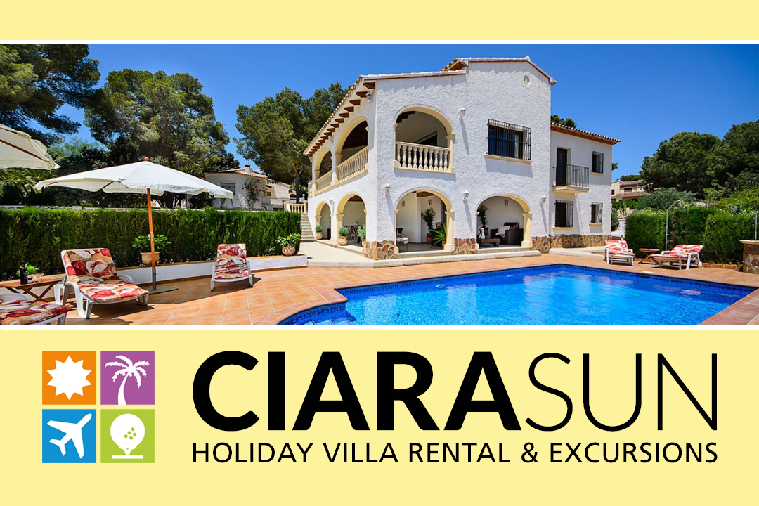 CiaraSun Holidays and Travel, Holiday villas and apartments rental in Ciudad Quesada